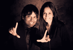 Dr. Arvind Philomin and Dr. Divya Adusumilli from Esthetix Dental Spa in NY